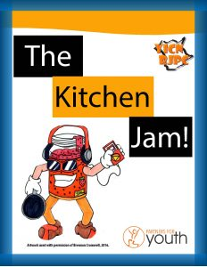 Cooking Towards Independence The Kitchen Jam Book March 2016