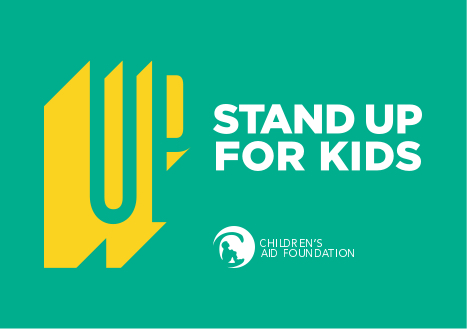 Children's AId Foundation of Canada - Stand up for kids - Take the pledge