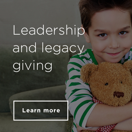 Leadership and legacy giving