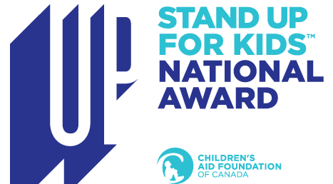 Stand Up for Kids award