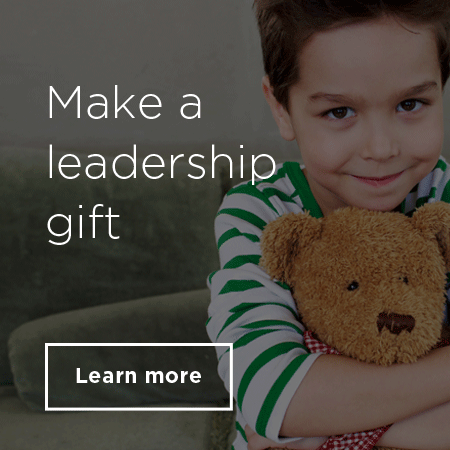 Make a leadership gift