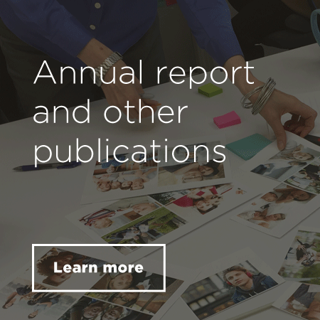 Annual report and other publications